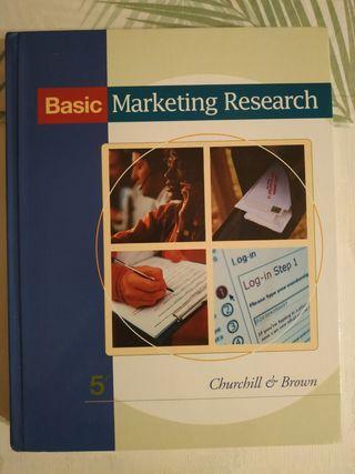 Market Research-Tecnicas Investigacion de Mercado