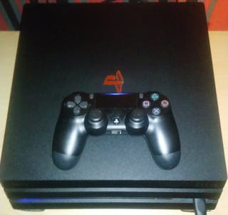 Playstation 4 pro 1tb mint condition o.n.o
