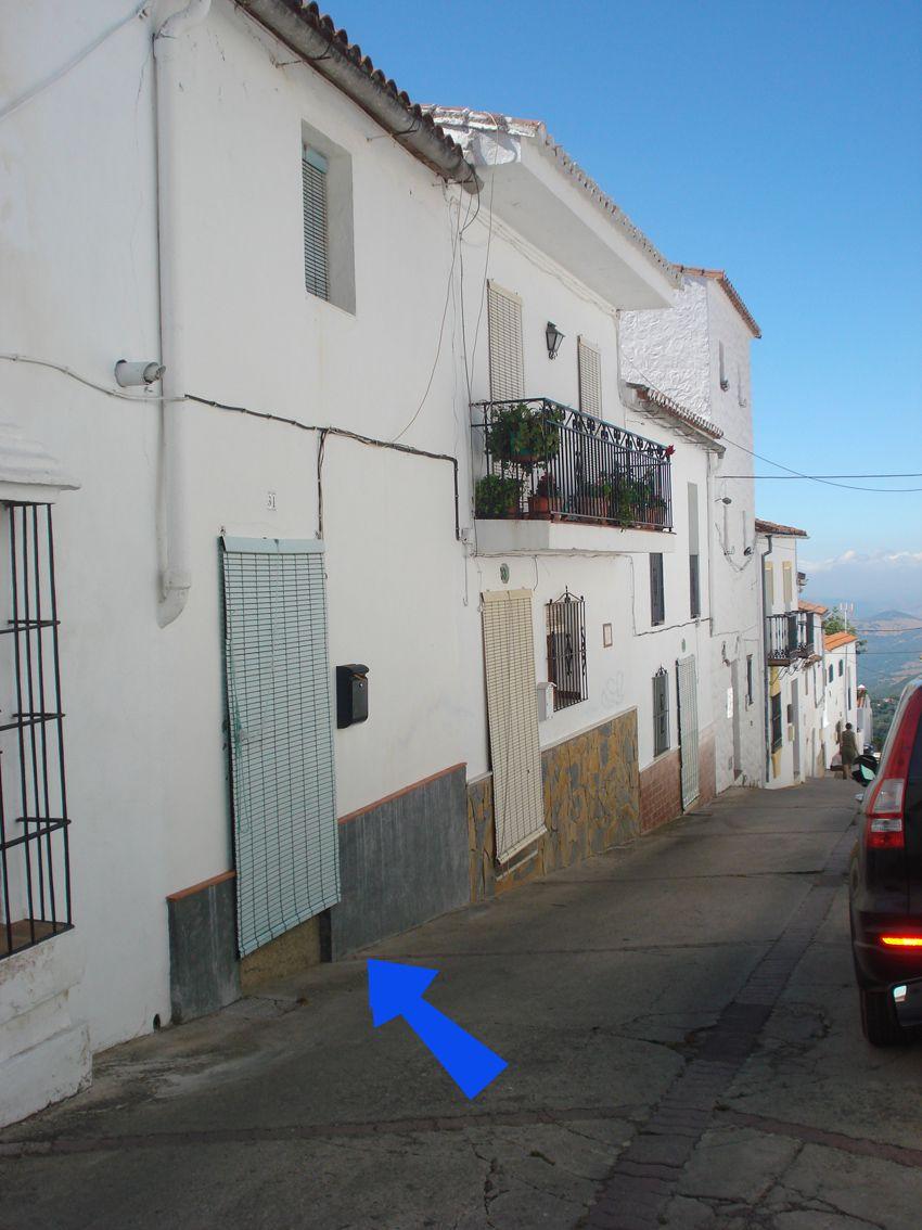 Venta de casa en Gaucín (Gaucín, Málaga)