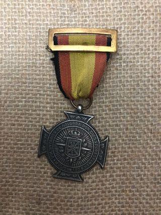 Medalla a los voluntarios de Navarra guerra civil