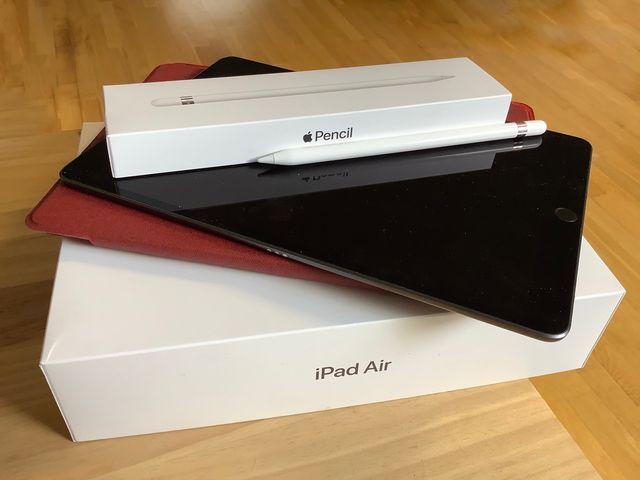 IPad Air 3 Wifi 64GB + Apple Pencil
