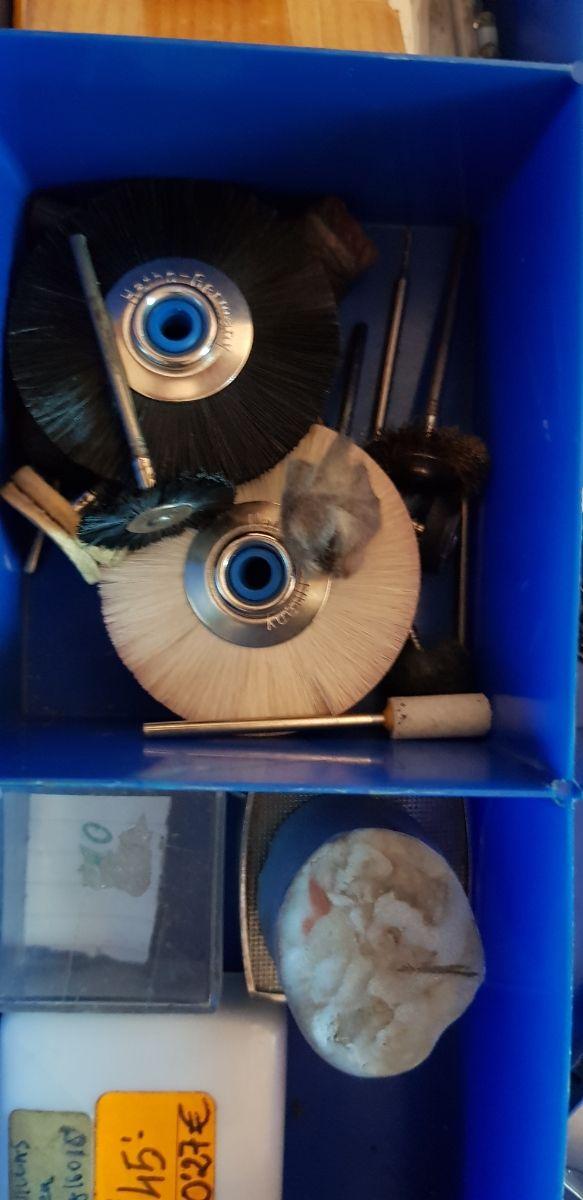 Micromotor naufram joyeria