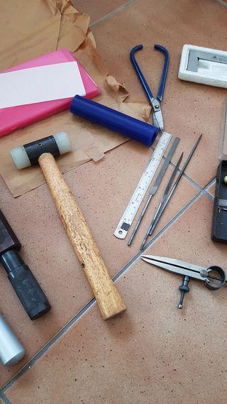 herramientas joyeria