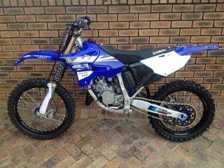 Yamaha Dirtbike
