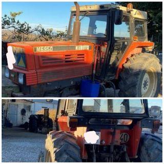 Tractor Kubota M6950
