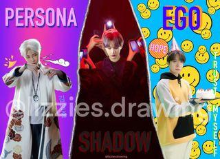 BTS Rap Line Poster