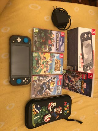 Se vende Nintendo Switch lite