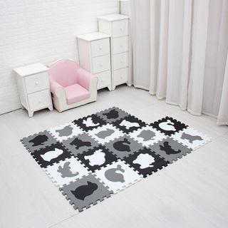 NUEVA alfombra puzle bebé parque infantil NO TOXIC