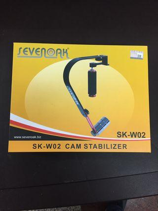Estabilizador cámara vídeo sevenoak