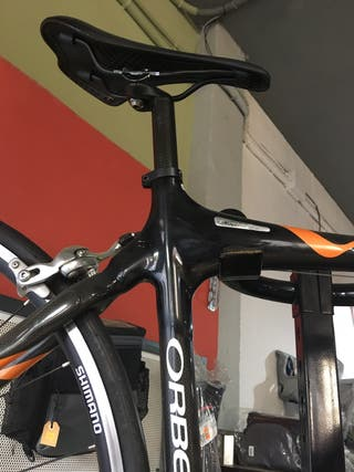 Bici de carbono ónix 48T