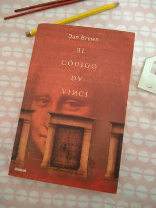 Libro NUEVO El Código da Vinci