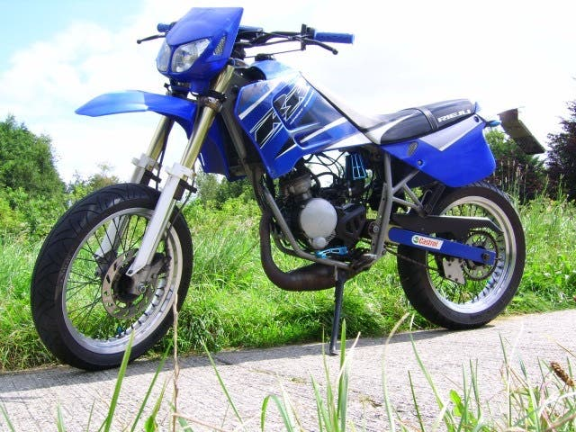 Rieju RR supermotard enduro