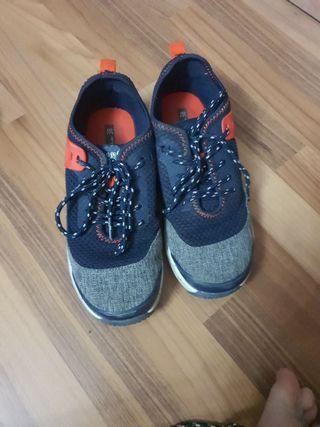 zapatillas niño zara talla 38