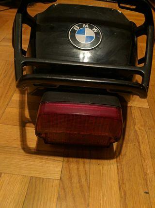 Cuadro trasero con luz BMW R80 caferacer