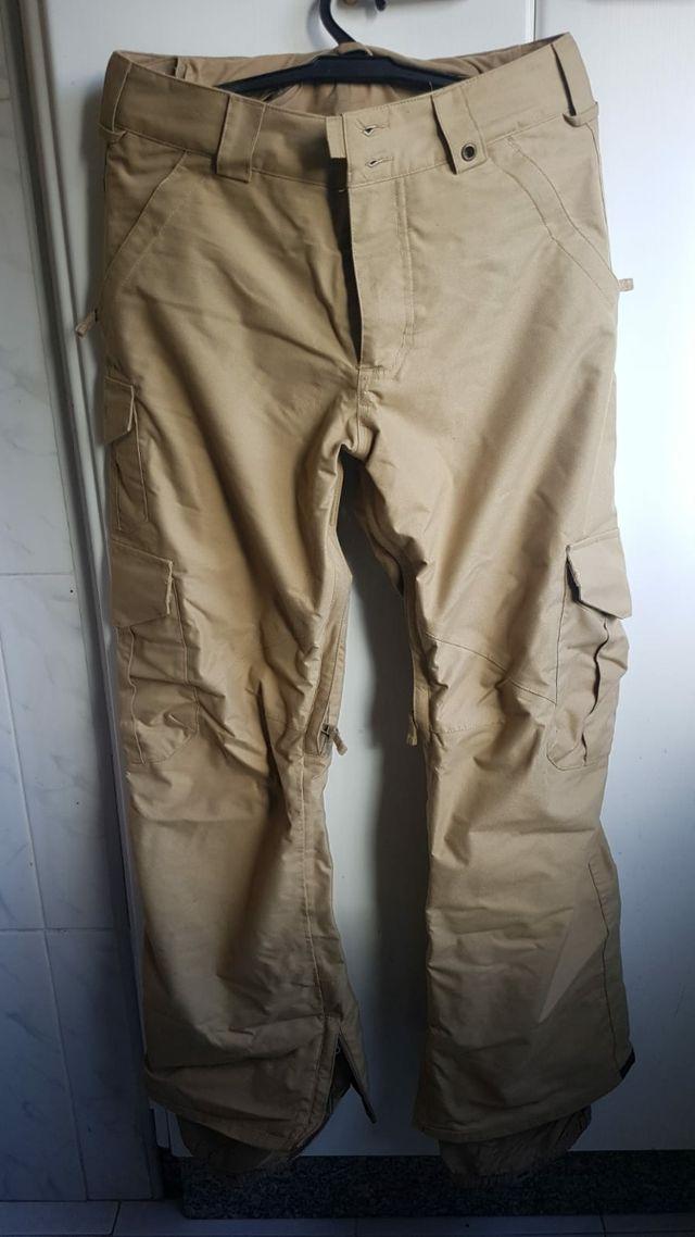 pantalon burton