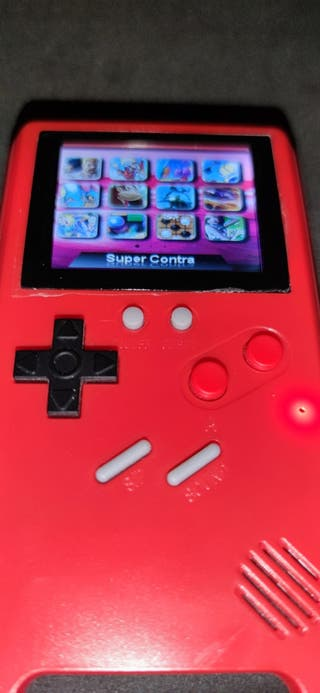 Carcasa Samsung s10plus Game boy