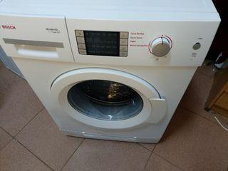 lavadora secadora Bosch de alta gama