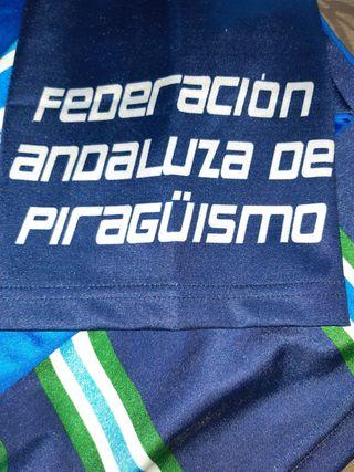 Maillot Federacion Andaluza de Piragüismo