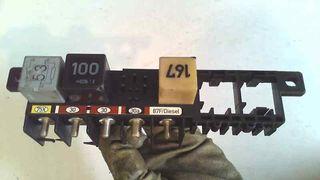 3946663 Caja reles fusibles AUDI TT 1.8 20V Turbo