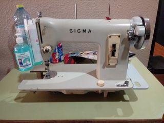 maquina de coser sigma mod 112 antigua