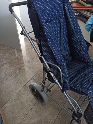 silla / carro