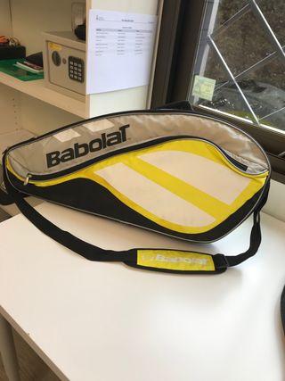 Raquetero Babolat + Raqueta Wilson