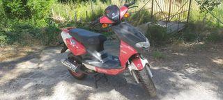 Ciclomotor Aiyumo