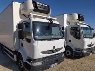 Renault Trucks midlum 2011 frigorífico Carrier 850