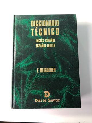 Diccionario Técnico inglés-español