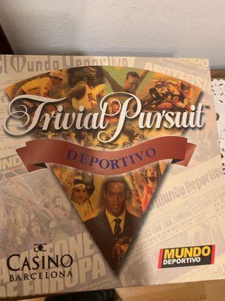 Trivial pursuit deportivo