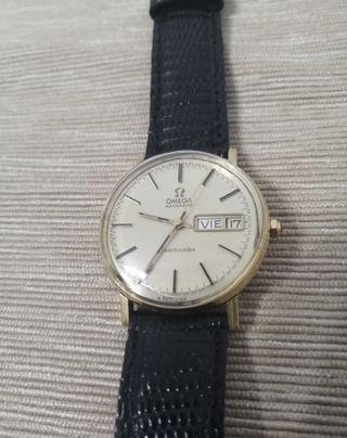Reloj Omega Seamaster oro 18k