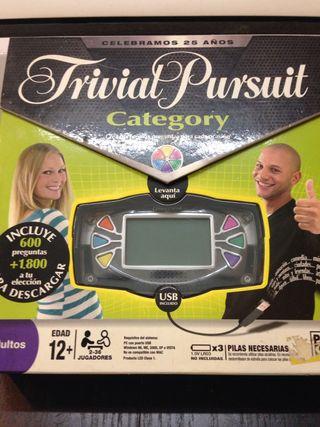"""Juego de mesa """"Trivial Pursuit"""" category edition"""