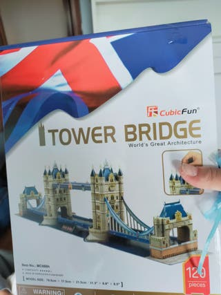 puzzle toser Bridge sin abrir