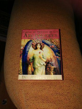 Cartas de oráculo de los Arcángeles sin libro