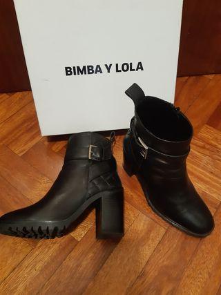 Botines Bimba Y Lola