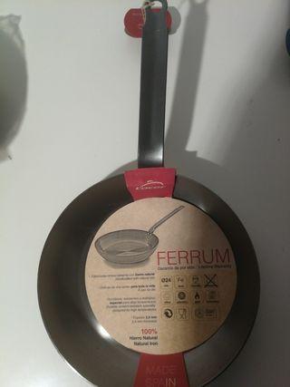 sarten ferrum 24 cm