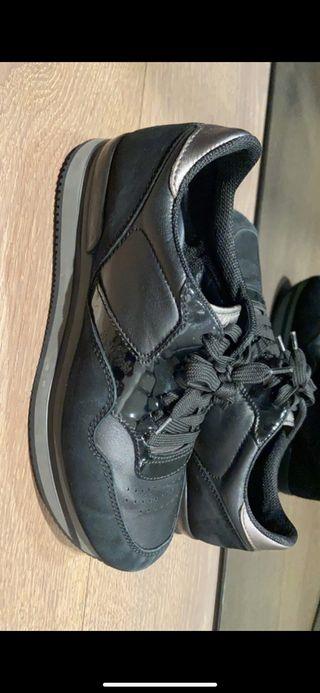 Zapatillas hogan 38.5