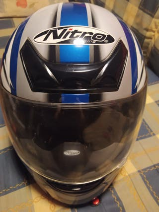 casco integral nitro