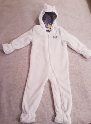Pijama o buzo nuevo T 12-18 meses