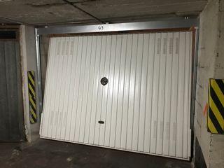 Se vende garaje cerrado en pleno centro de santand