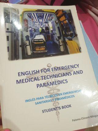 Inglés técnico de emergencias sanitatias