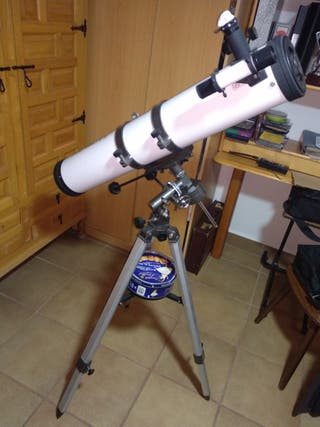 Telescopio B&Crown optics