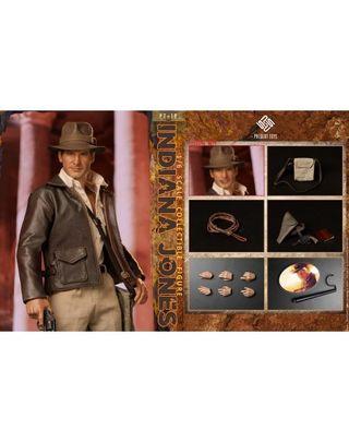indiana Jones 1/6 present toys