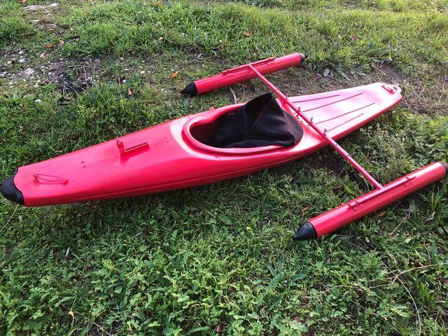 Kayak/piragüa/canoa
