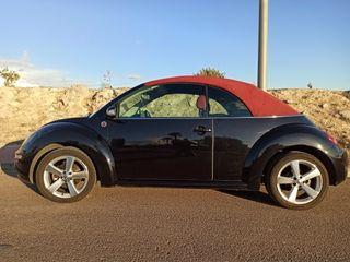 Volkswagen New Beetle 2009 Cabrio Red Edition