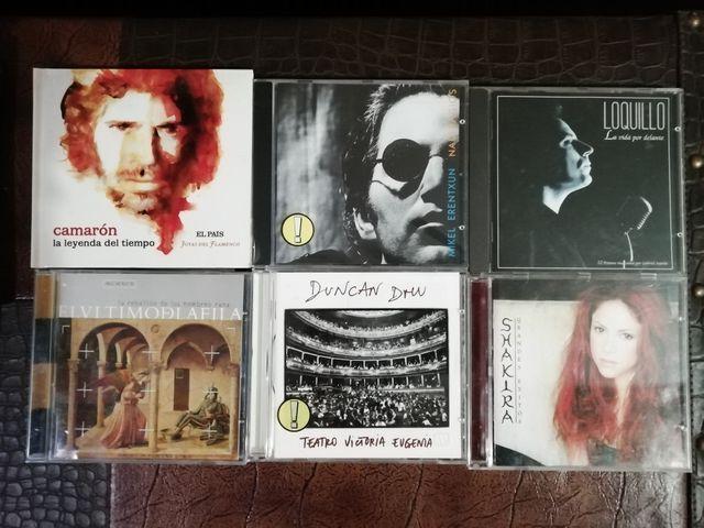lote CD's varios