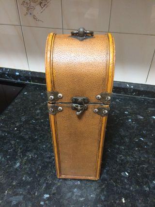Caja de madera 34/11 cm