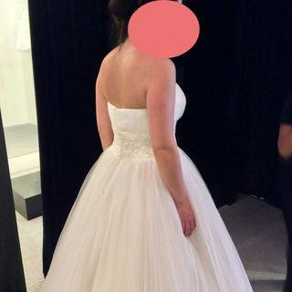 Vestido de novia de Aire