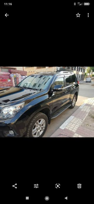 Toyota Land Cruiser 150 2012