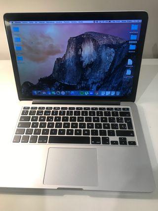 MacBook Pro Retina 13 pulgadas